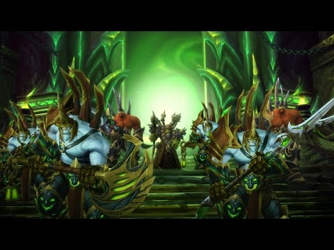 World of Warcraft: Legion — The Fate of Azeroth
