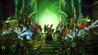 world of warcraft legion the fate of azeroth