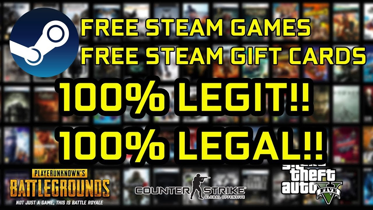 free steam game codes giveaway