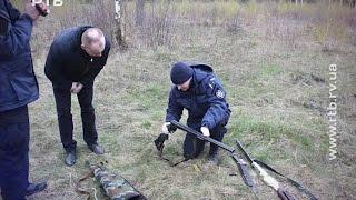 видео На Рівненщині мисливець застрелив товариша