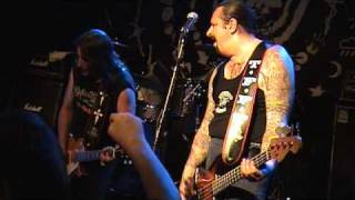 Rose Tattoo AstraWally Live 2007