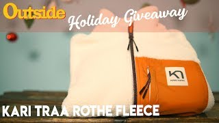 Holiday Giveaway: Kari Traa Rothe Fleece