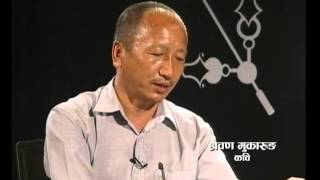 Shrawan Mukarung, Nepali Poet in TOUGH talk with Dil Bhusan Pathak- 61