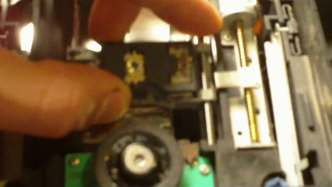 PS2 Repair Video - Grinding Noise or No Disc Read