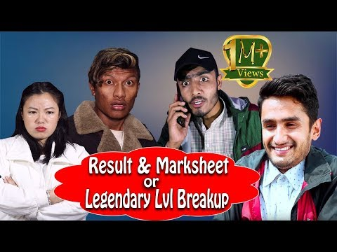 Result & Marksheet / Legendary Level Breakup ||The Pk Vines||