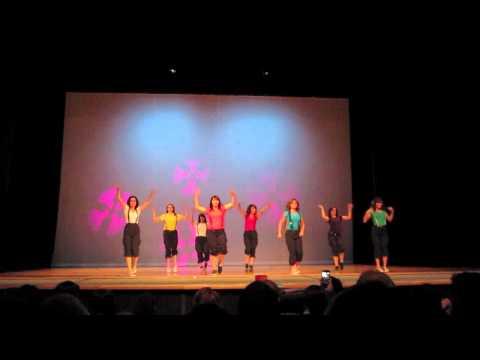 MAD  Hadouken Dance Show  Performa Obscura Westview High School 2010