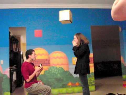 Super Mario Living Room Proposal