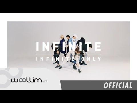 """인피니트(INFINITE) """"태풍 (The Eye)"""" Dance Practice"""