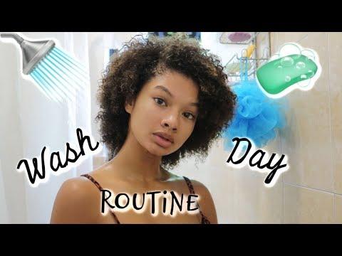 My Moisturized Wash Day Routine