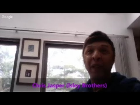 """TRUTH IN RHYTHM"" - Chris Jasper (Isley Brothers), Part 1 of 3"