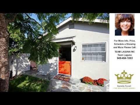 268 Cress Street, Laguna Beach, CA Presented by Danielle Purcell.