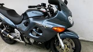 Suzuki GSX F 750cc AN2000 91CP
