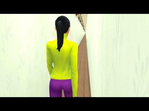 I Built a 1000 Mile Long Hallway - The Sims 4