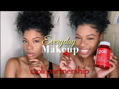 My Everyday Makeup Routine | Goli Partnership