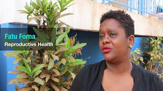 WHO: Women in Health - Fatu Forna on Preventing Women from Dying During Childbirth thumbnail