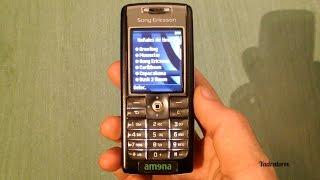 Sony Ericsson T630 retro review + original ringtones