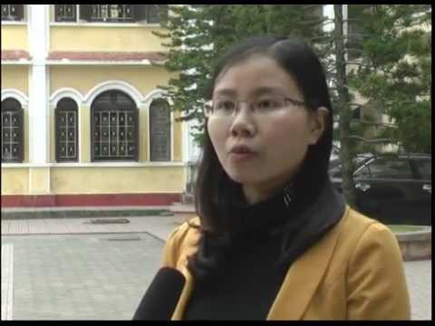 phóng sự về THPT chuyên Lê Hồng Phong - Nam Định
