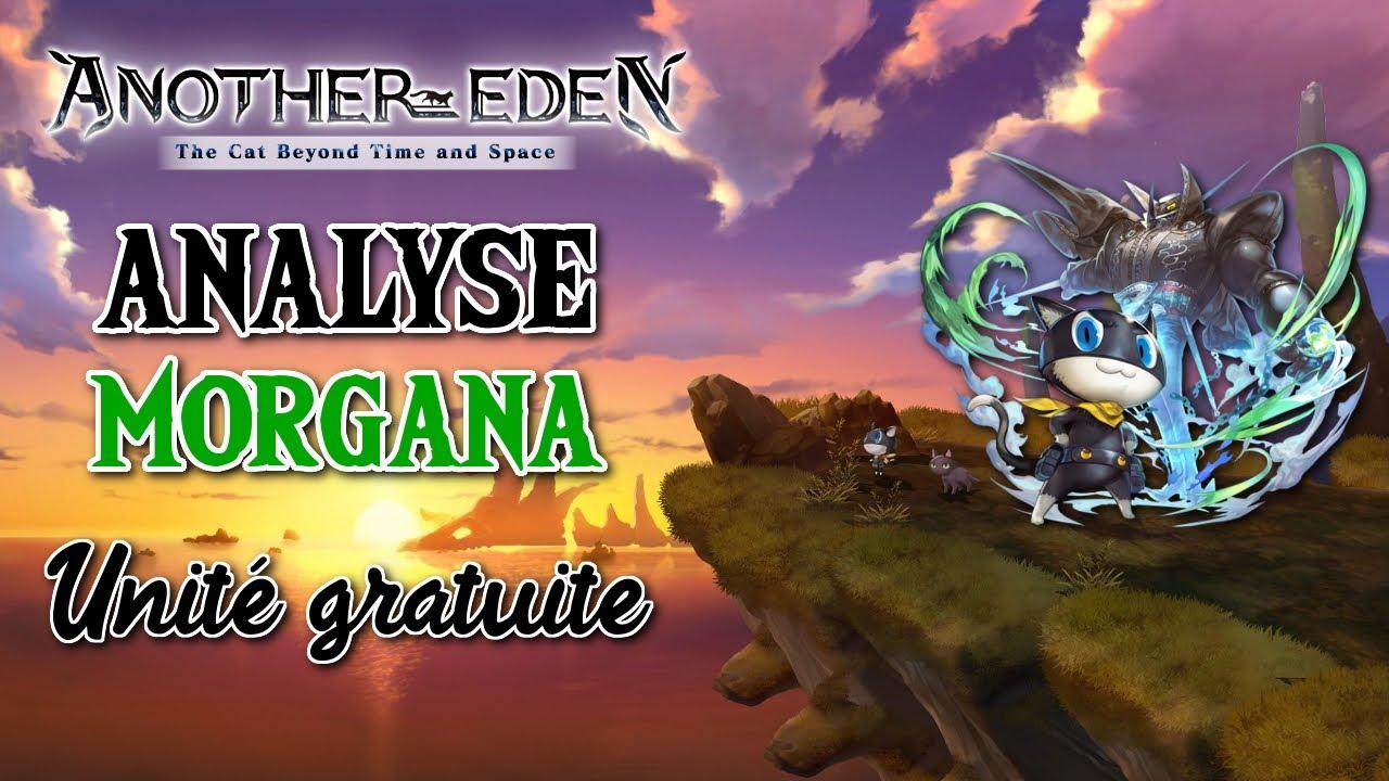 Download Analyse de Morgana, le couteau suisse (gratuit) ! Another Eden