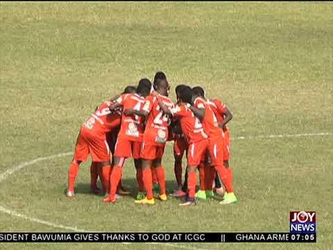 CAF Confederation Cup - AM Sports on JoyNews (12-2-18)