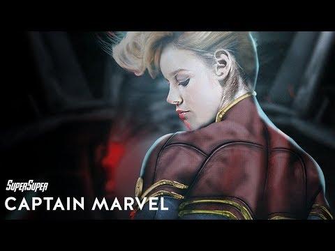 Who is CAPTAIN MARVEL? | SuperSuper