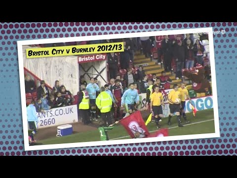 FLASHBACK | 7 Goal Thriller - Bristol City V Burnley 2012/13