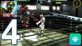 Real Steel World Robot Boxing - Gameplay Walkthrough Part 4 - Underworld 2 (iOS, Android)