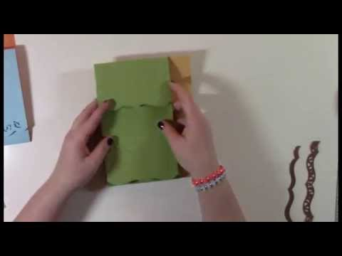 Fake Pocket 2 0 - Instructional Video ~ Graphic 45 World's Fair