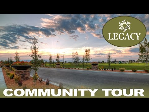 Legacy Subdivision Eagle, ID - The Area's #1 Lifestyle Community!