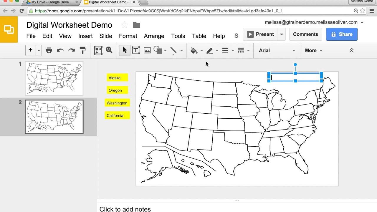 Creating digital worksheets youtube creating digital worksheets altavistaventures Image collections