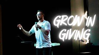 GROW IN GIVING | THE BRIDGE CHURCH