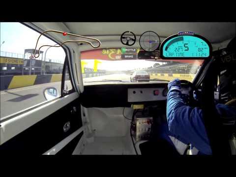 Datsun 1200 IPRA Race 1 SMP R5
