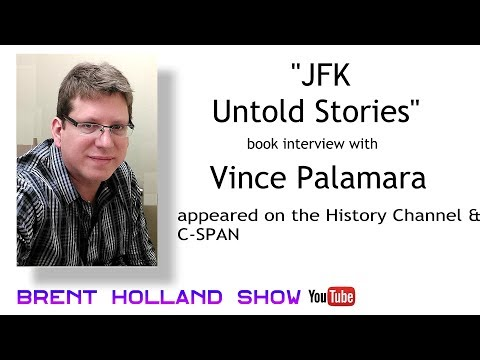 JFK You Tube videos history documentary Vince Palamara Night Fright Brent Holland
