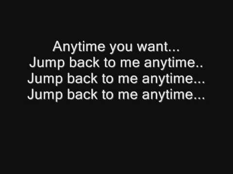 Eve 6 - Anytime (Lyrics)