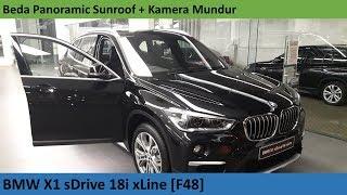 BMW X1 sDrive 18i xLine [F48] review - Indonesia