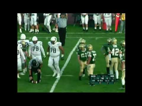 9-8-2017 - Berwick Bulldogs At Wyoming Area Warriors (Channel 10 Broadcast)