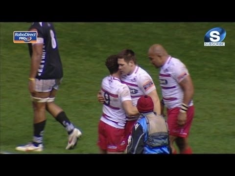 Edinburgh v Zebre - Full Match Report 1st Nov 2013