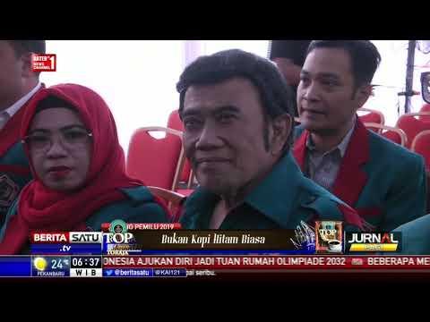 Rhoma Irama Daftarkan Partai Idaman Jadi Peserta Pemilu 2019