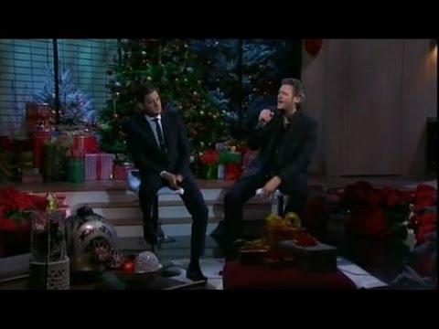 Home for Christmas - Blake Shelton and Michael Bublé