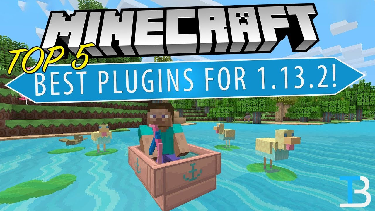 Top 5 Best Plugins For Your Minecraft Server (Best 1 13 2 Minecraft Plugins)