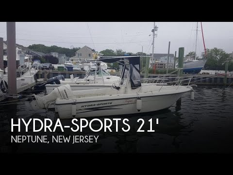 [SOLD] Used 2005 Hydra-Sports Lightning 212 in Neptune, New Jersey