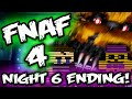 FNAF 4 ENDING GOOD ENDING NIGHT 6 END Five Nights At Freddy S 4 ENDING mp3