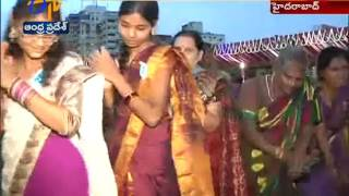 Telangana 'Bathukamma' Festival Enters Guinness Book of World Records
