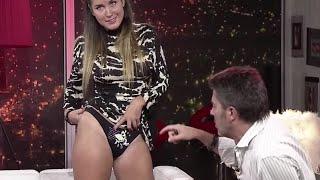 Fran Undurraga, Flavia y Jesica desfilan ropa interior