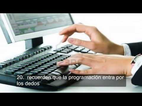 Consejos para ser mejor programador
