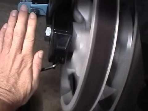 Can-Am Spyder Belt Adjustment