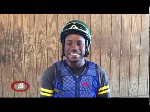 Champion Jockey Shane Ellis wins Jamaica feature & More! | At The Track | Jan 14, 2016