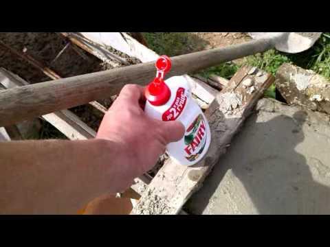 фейри в бетон