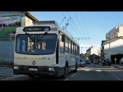 Trolleybus de Limoges - 1/2