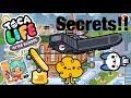 Toca life after school | Secrets!!