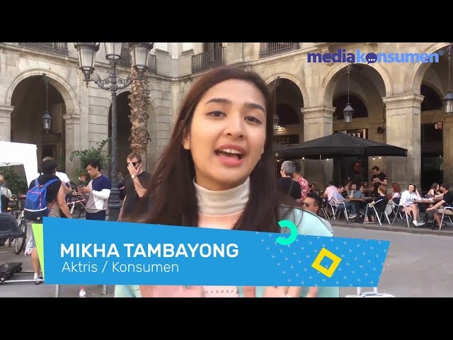 Mikha Tambayong tentang MediaKonsumen.com